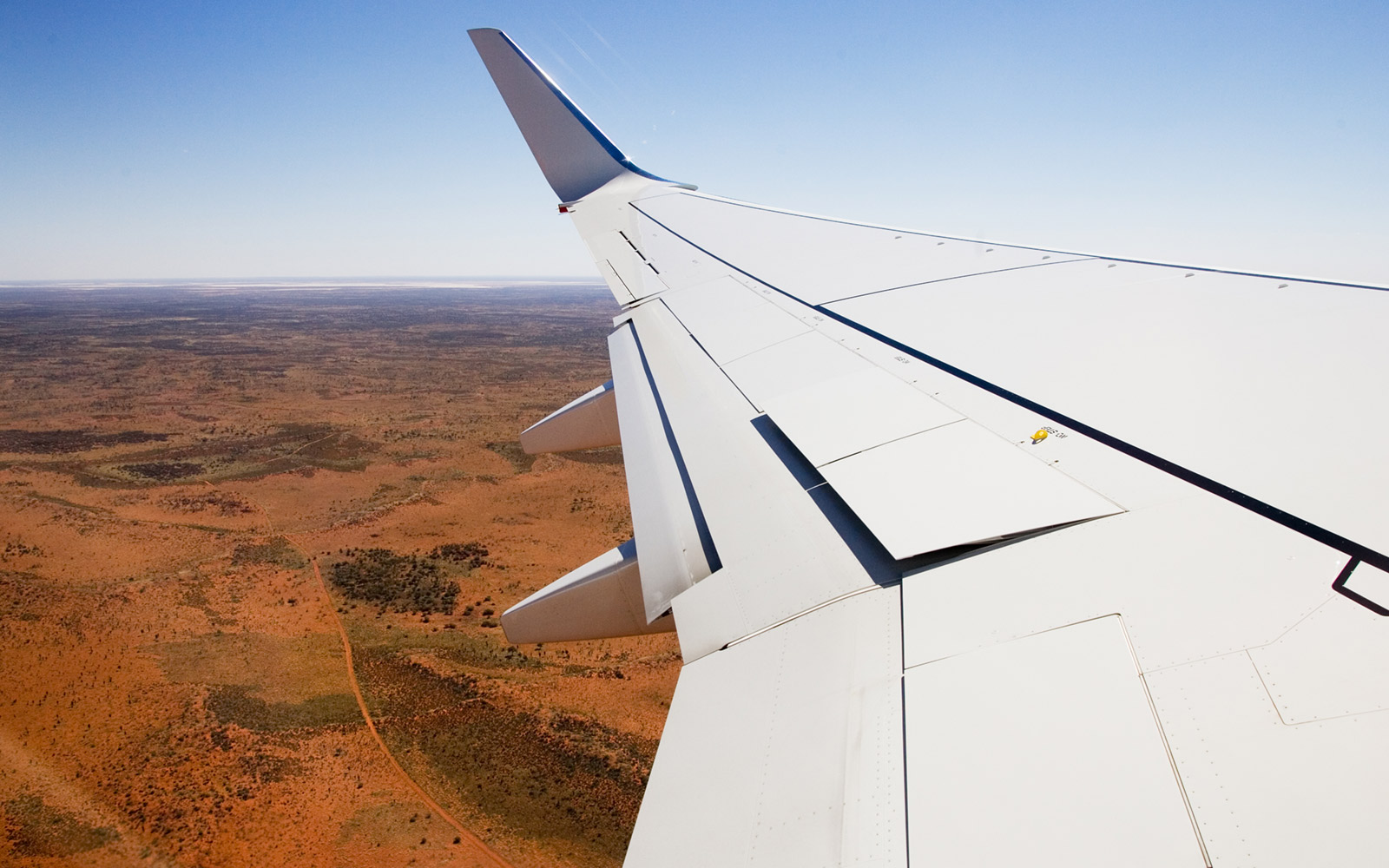 Airplane, Northern Territory, Australia