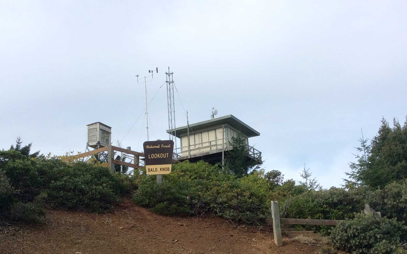 Where You Can Sleep in a Fire Tower Lookout
