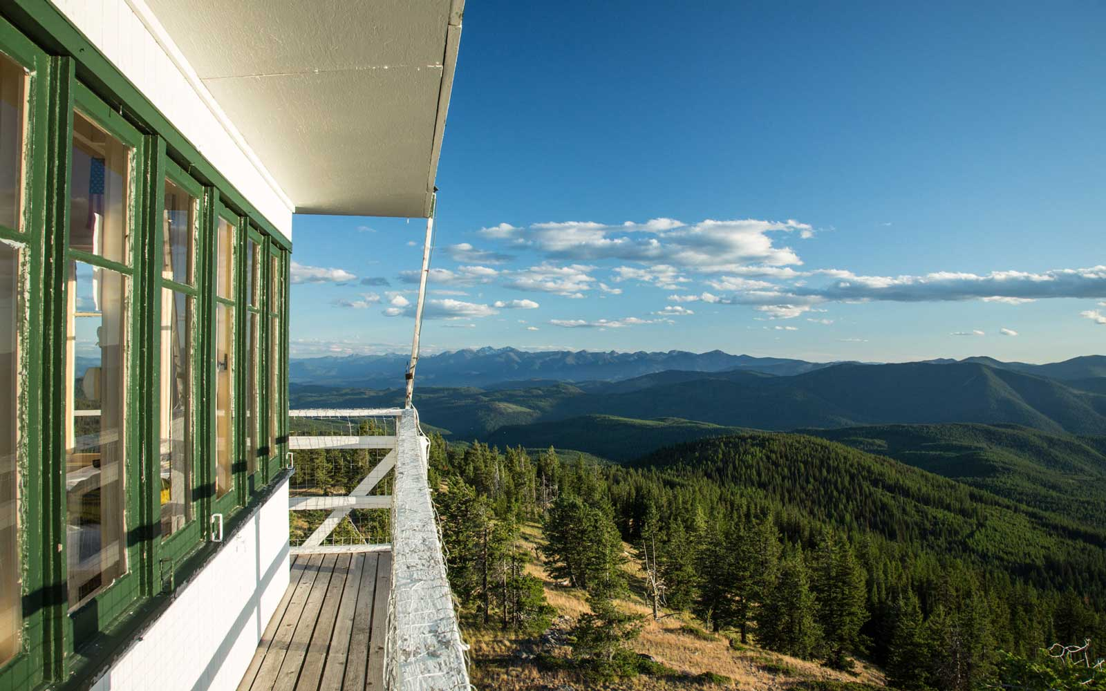 Big Creek Baldy Lookout, Montana