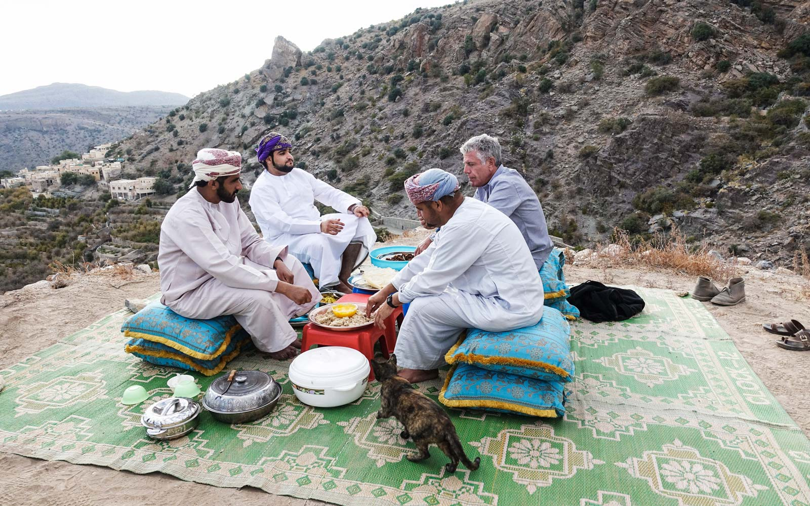 Parts Unknown — Oman