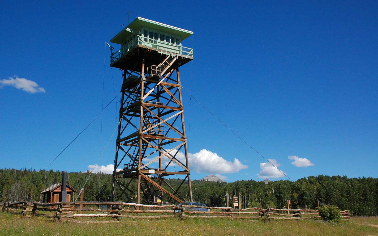 Colorado Fire Towers