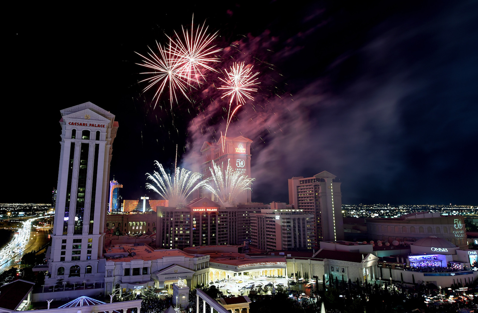 Fourth of July Las Vegas