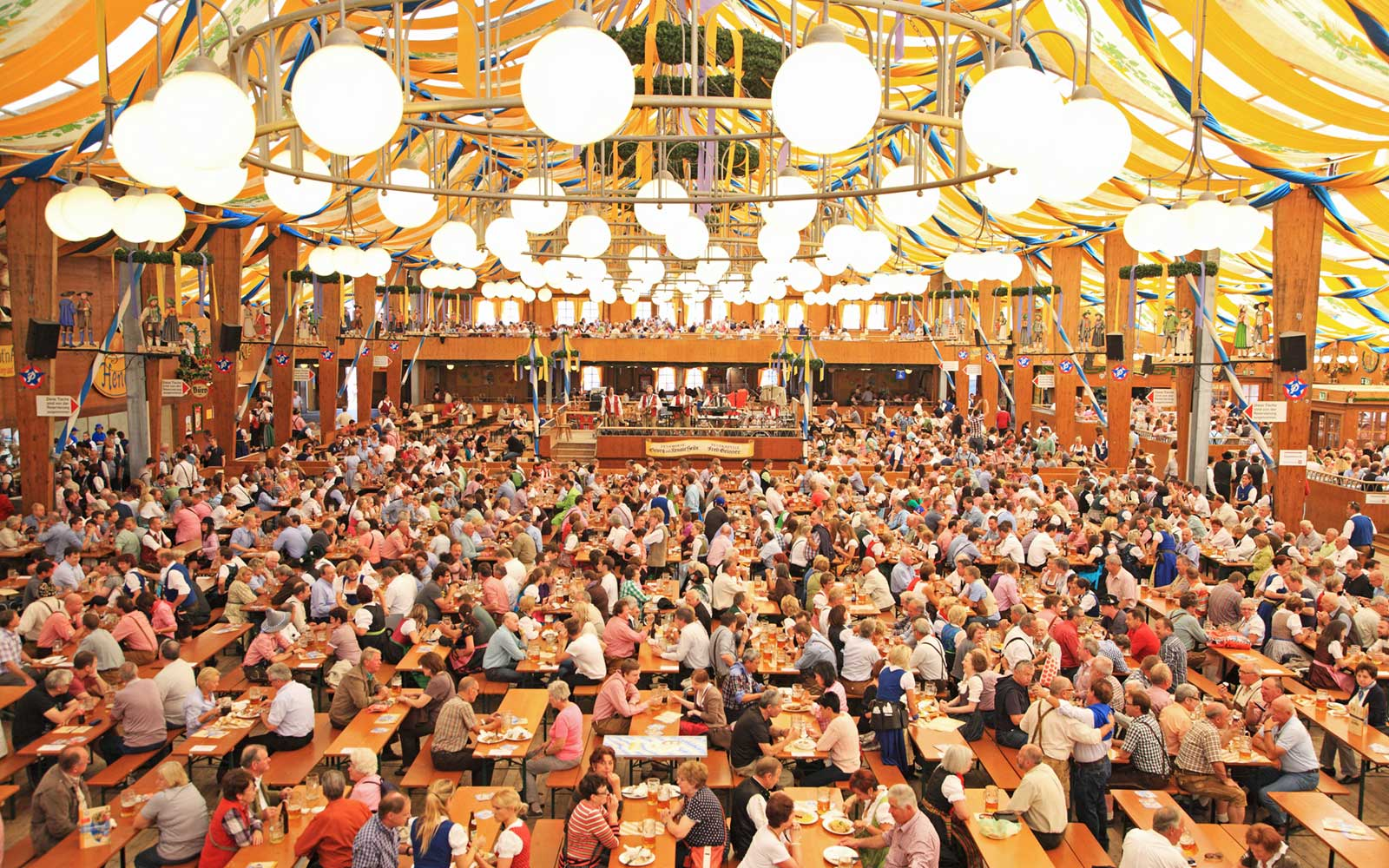 Oktoberfest, Munich, Bavaria, Germany