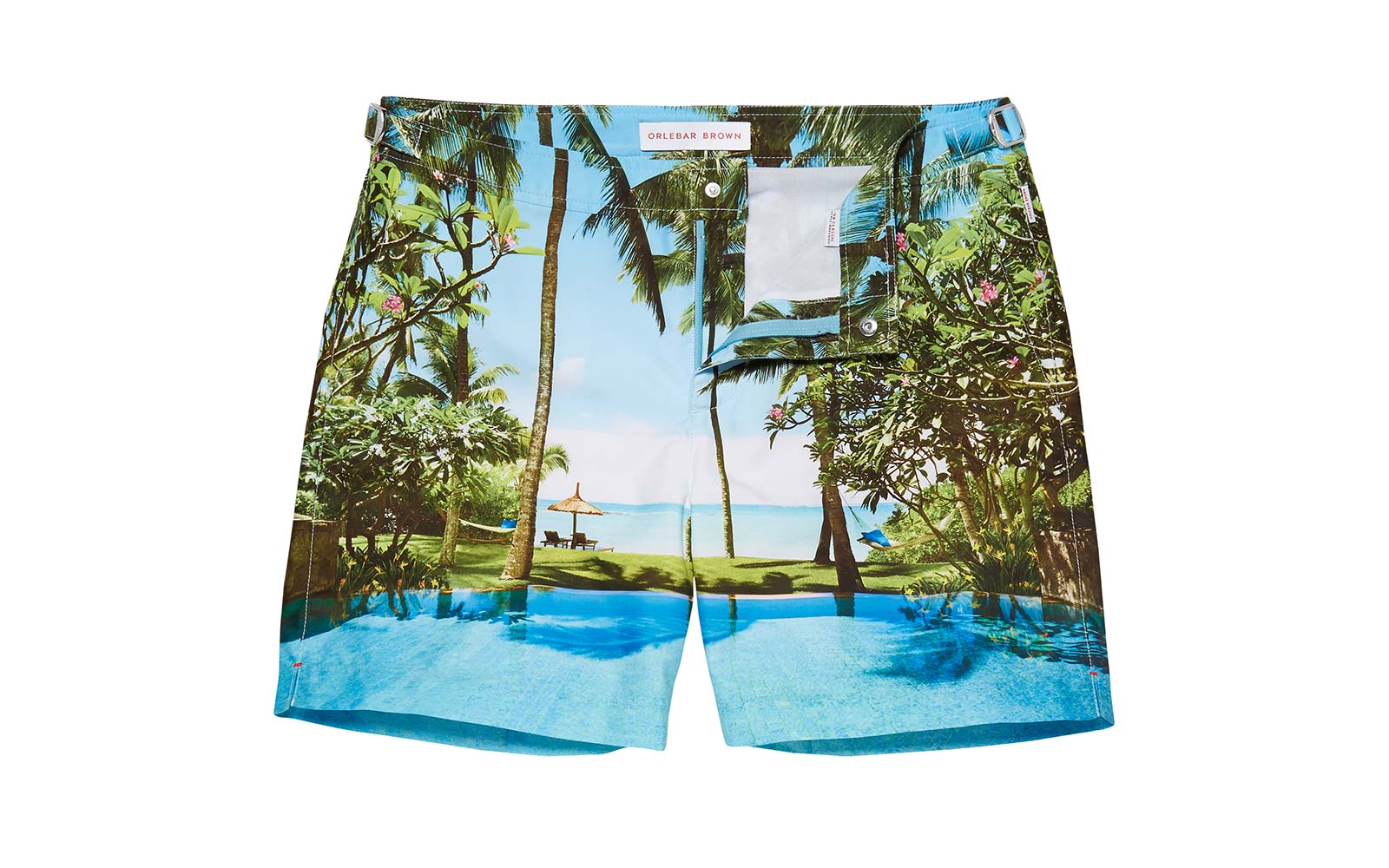 Orlebar Brown x One&Only Resorts Swimsuit Bathing Suit