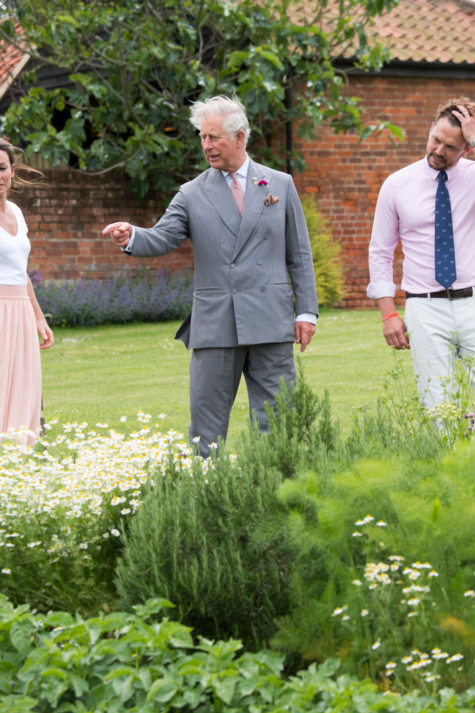 3. Prince Charles busts a move