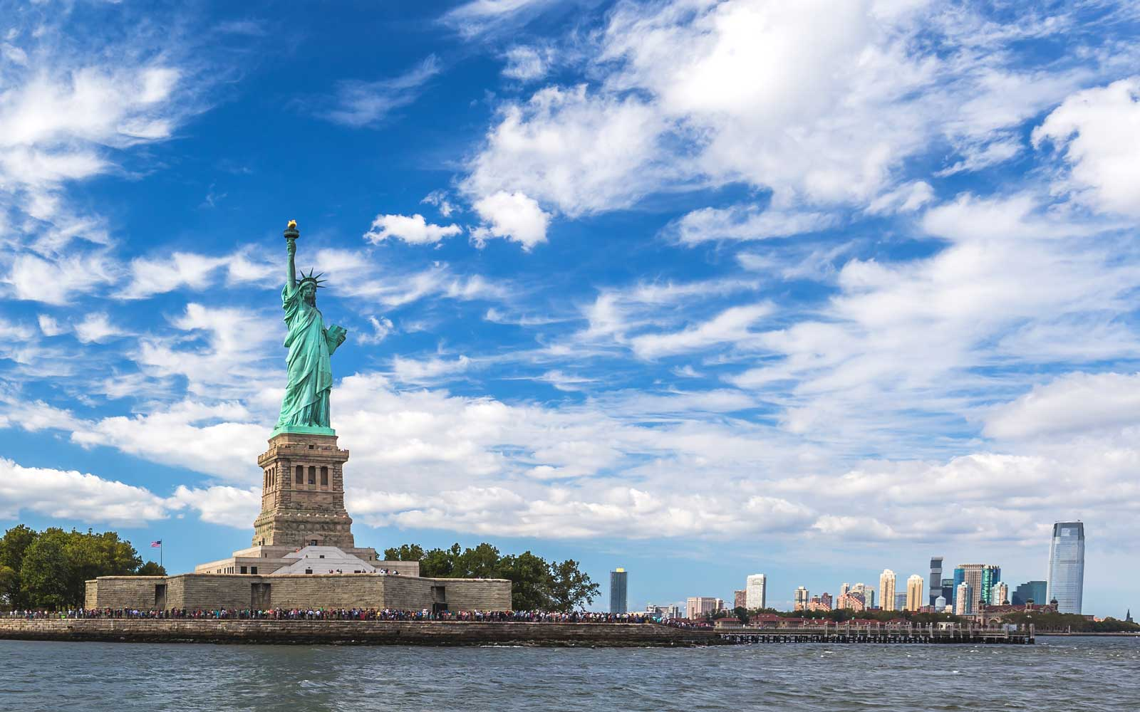 Paris Accords Will Protect Statue of Liberty
