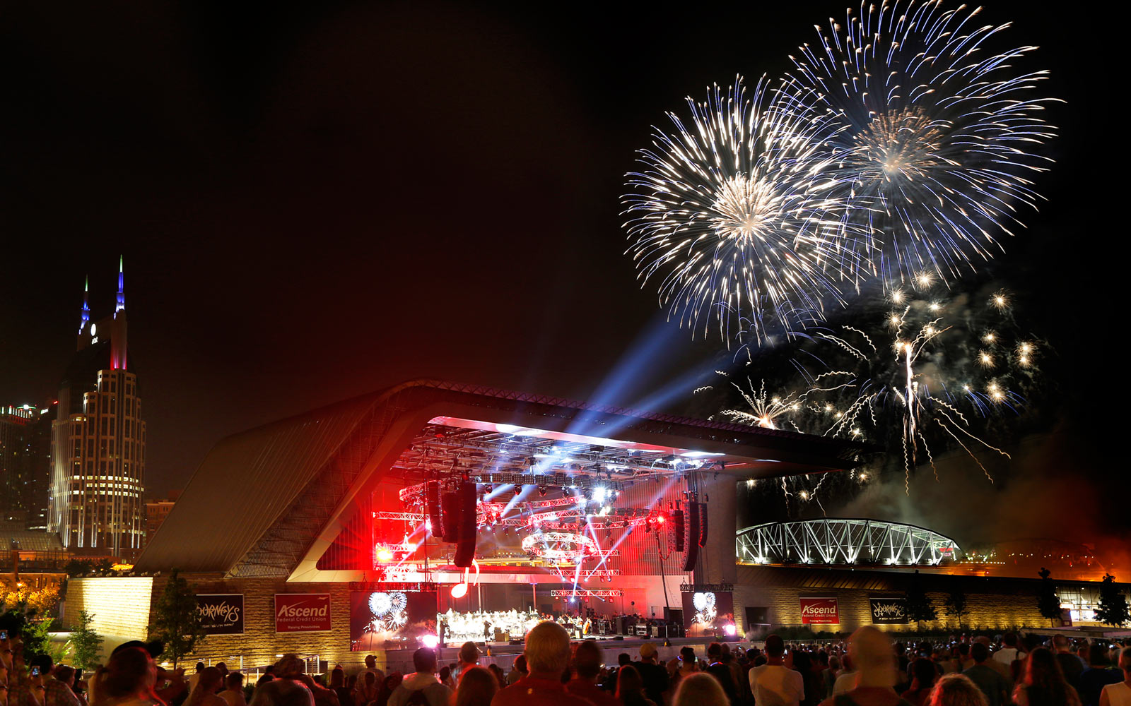 Fourth of July, Tennessee, Nashville
