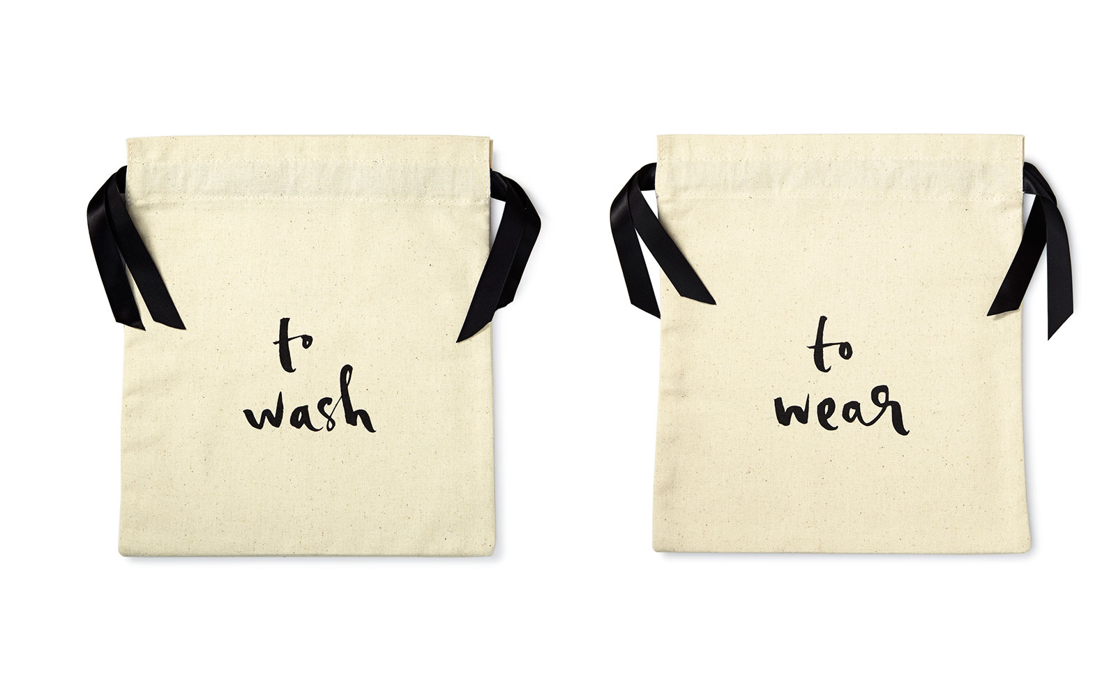 Travel Wedding Gifts: Kate Spade Wash & Wear Bag Set