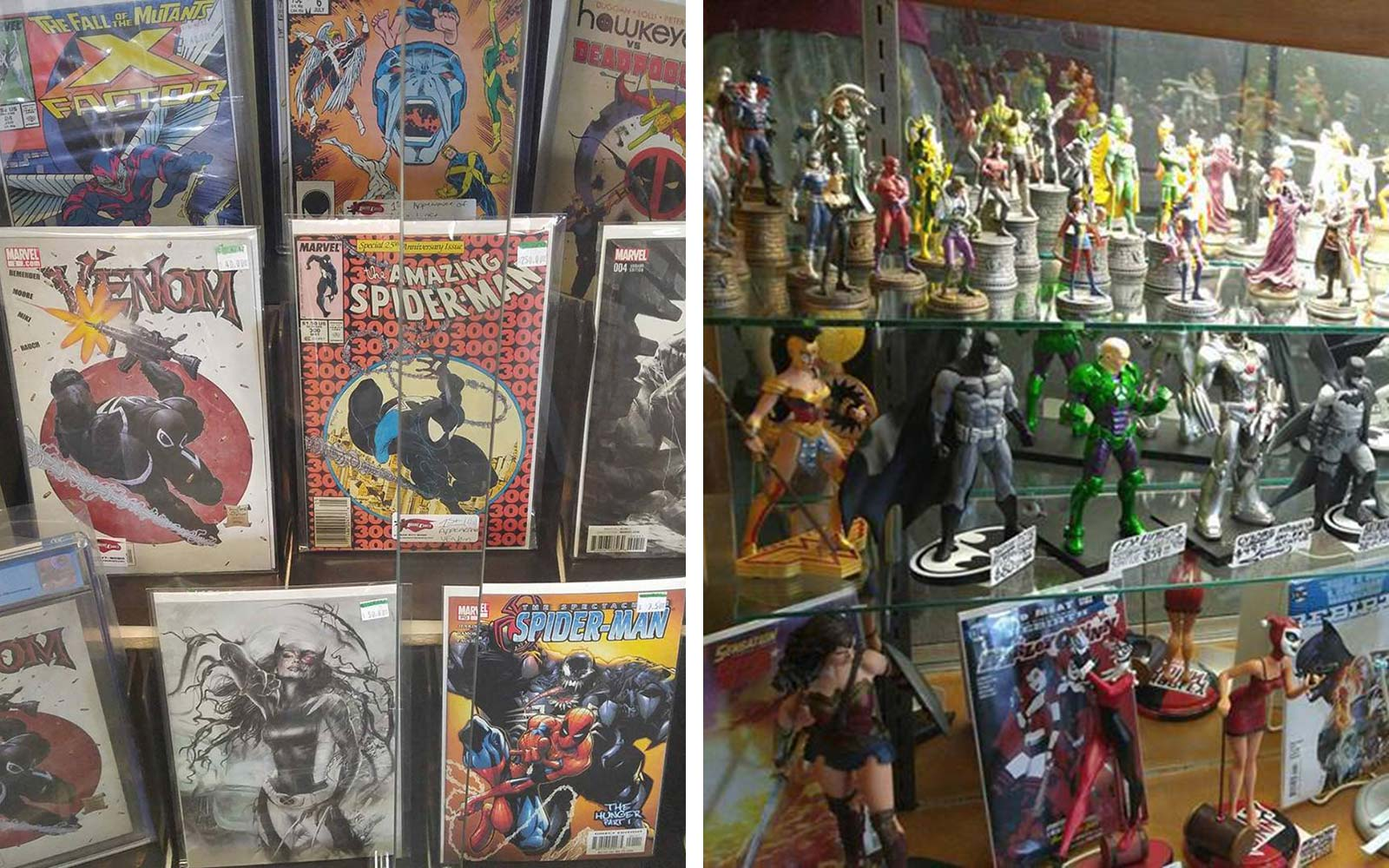 Drawn to Comics Glendale Arizona