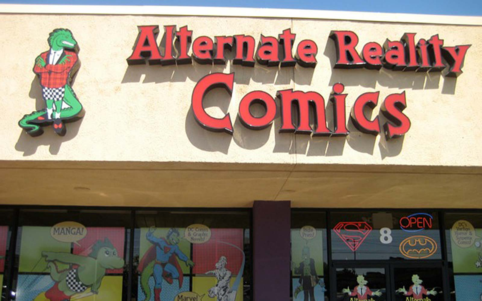 Alternate Reality Comics Las Vegas Nevada