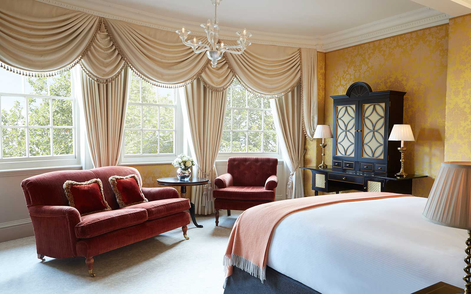 The Goring Hotel in Europe
