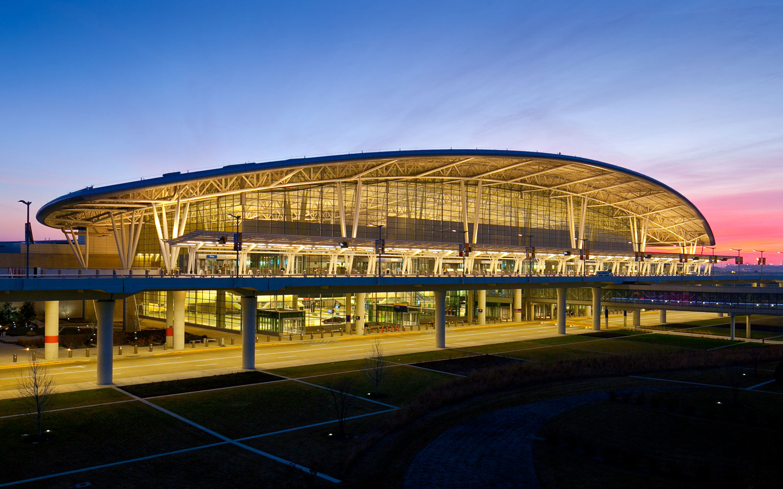 Indianapolis International Airport, Indiana