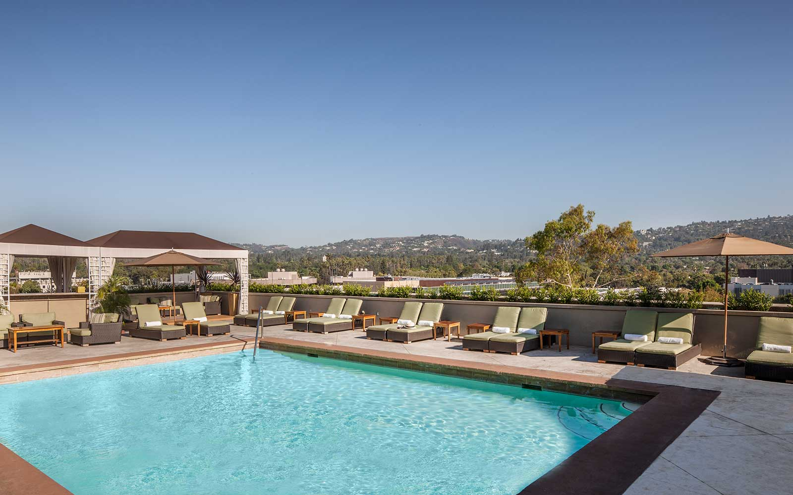 Viceroy L'Ermitage Beverly Hills Hotel in Greater LA