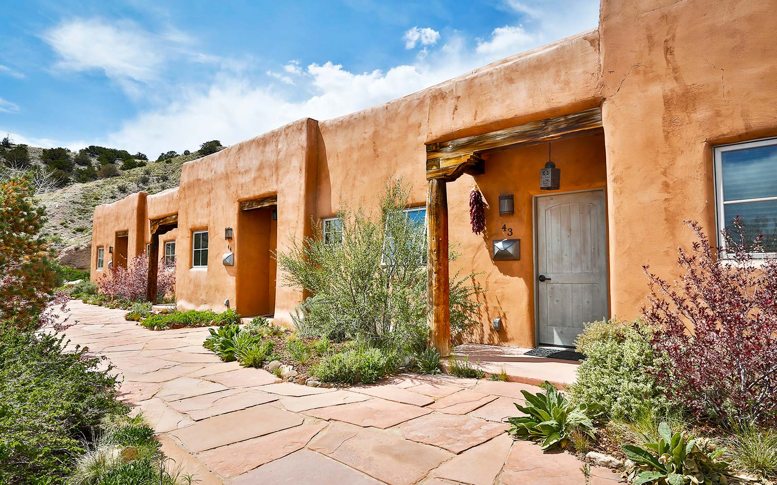 4. Ojo Caliente Mineral Springs Resort & Spa, Ojo Caliente, New Mexico