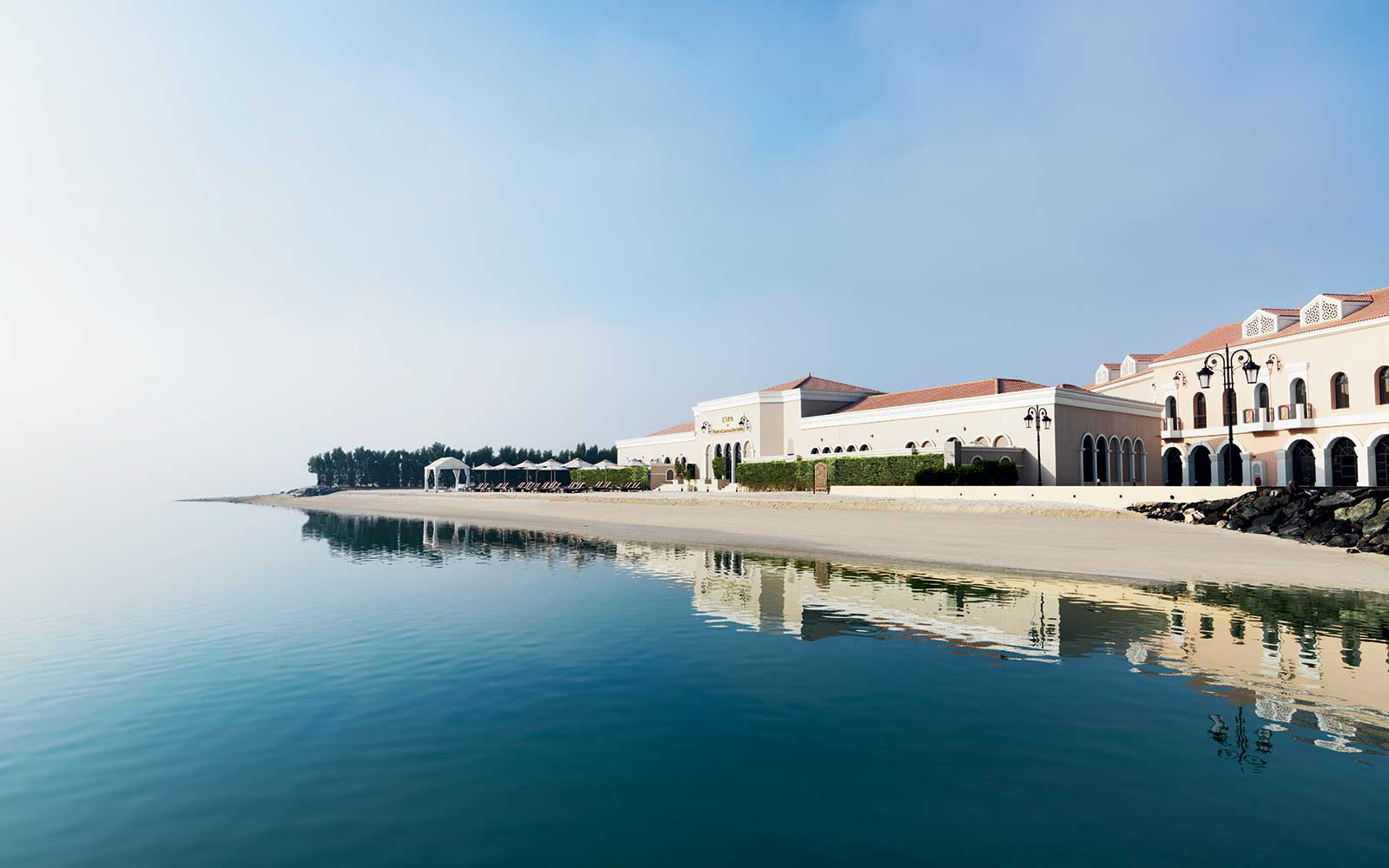 Ritz-Carlton Abu Dhabi, Grand Canal Resort Hotel in North Africa and Middle East