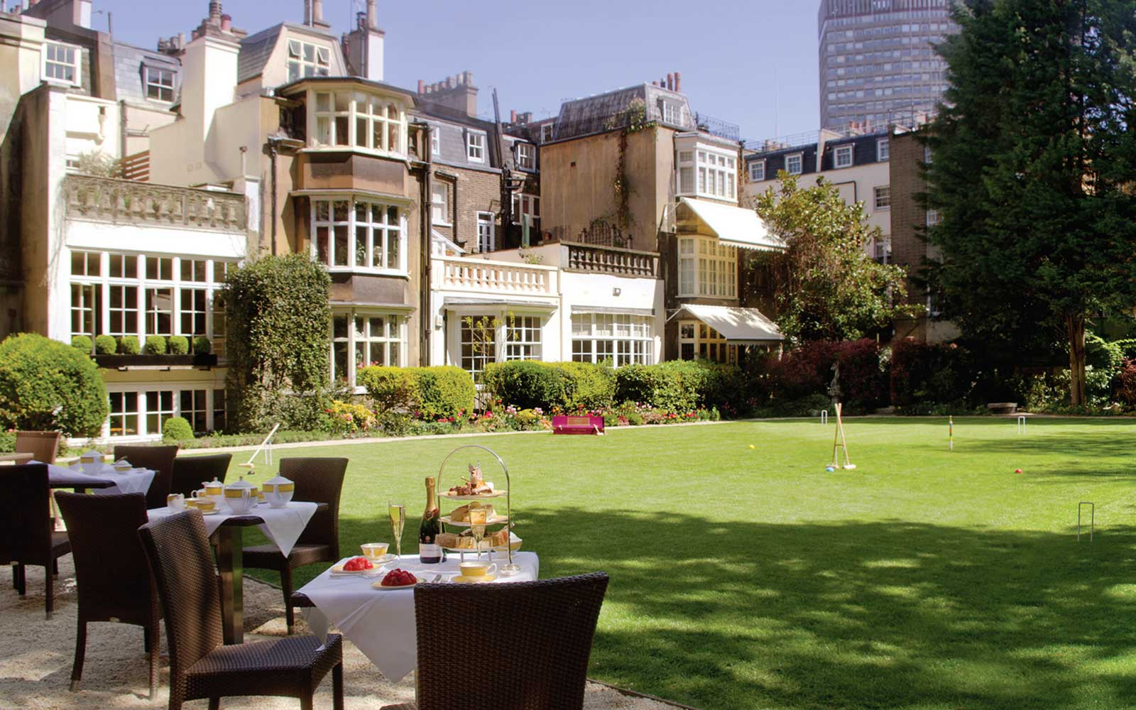 The Goring Hotel in London