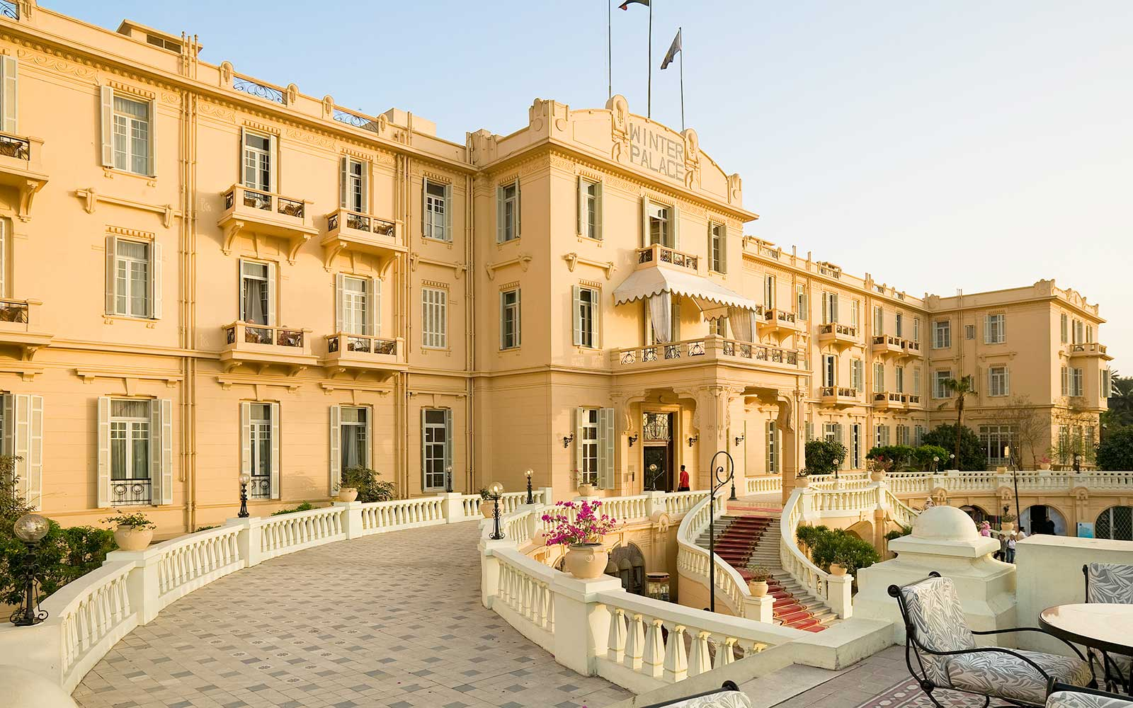 Sofitel Winter Palace Luxor Hotel in North Africa and Middle East