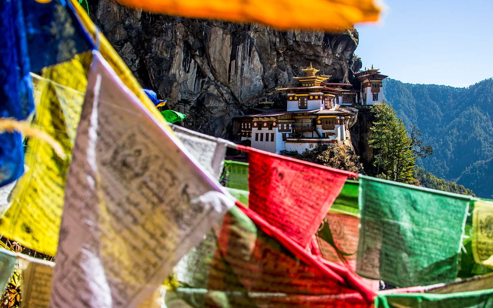 Asia Transpacific Journeys Bhutan Tiger's Nest