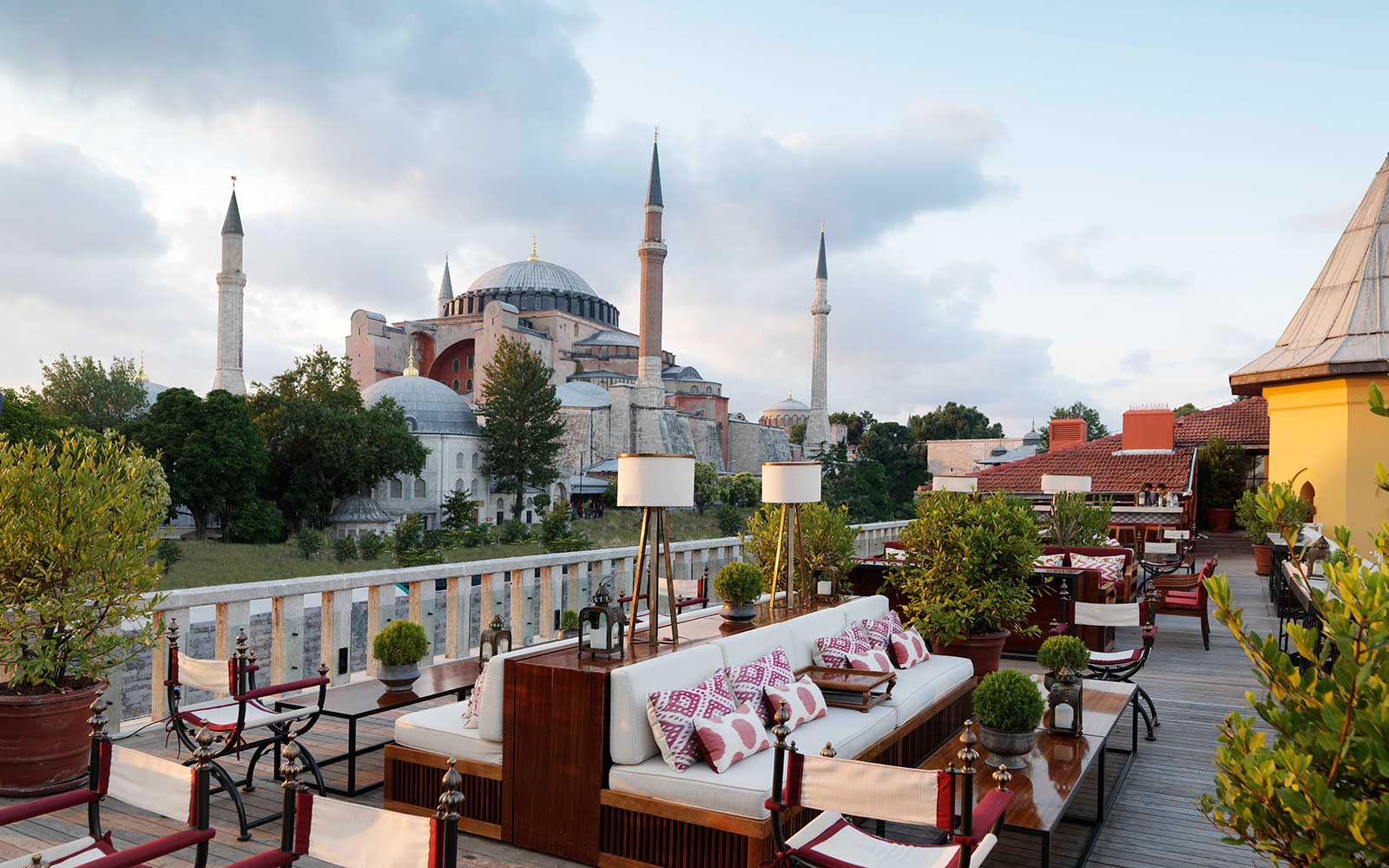 Four Seasons Hotel Istanbul at Sultanahmet in Europe