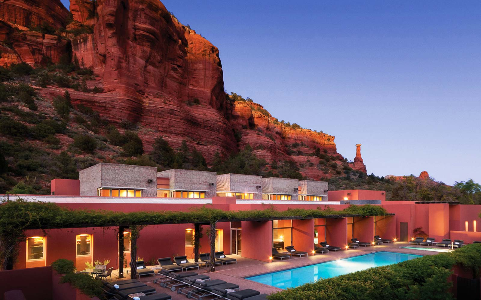 8. Mii Amo Spa, Sedona, Arizona