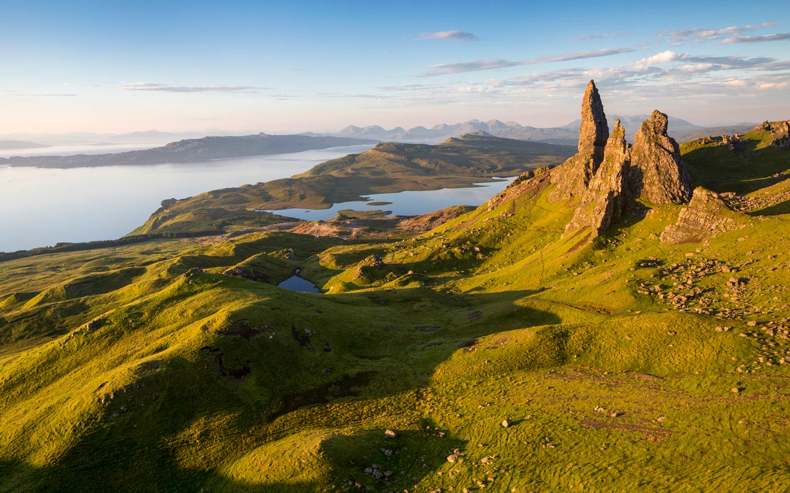 9. Skye and the Hebrides, Scotland