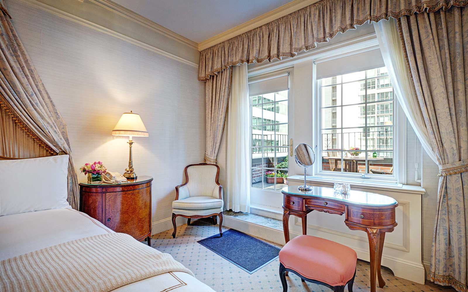 11. Hotel Elysee, New York City