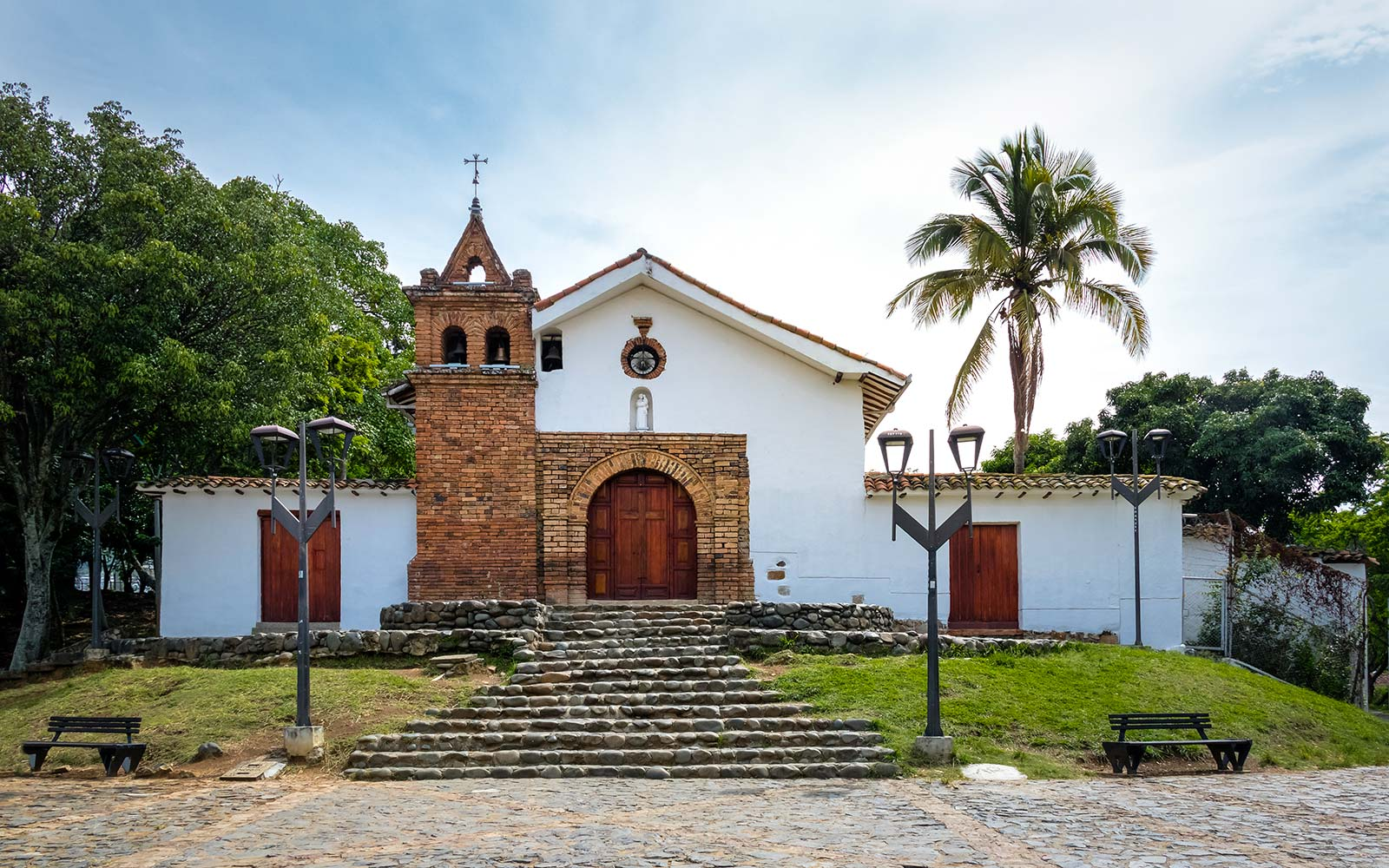 San Antonio Church Cali Colombia Style Travel Fashion Guide Barrio San Antonio