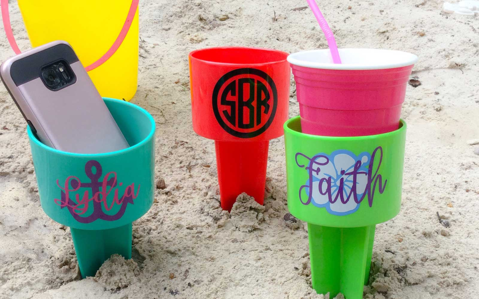 Personalized Beach Spiker