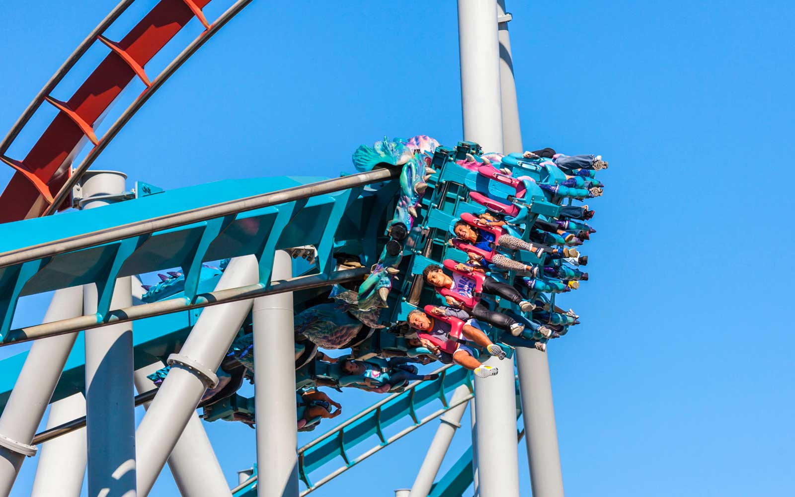 Dragon Challenge Ride at Universal to be Replaced