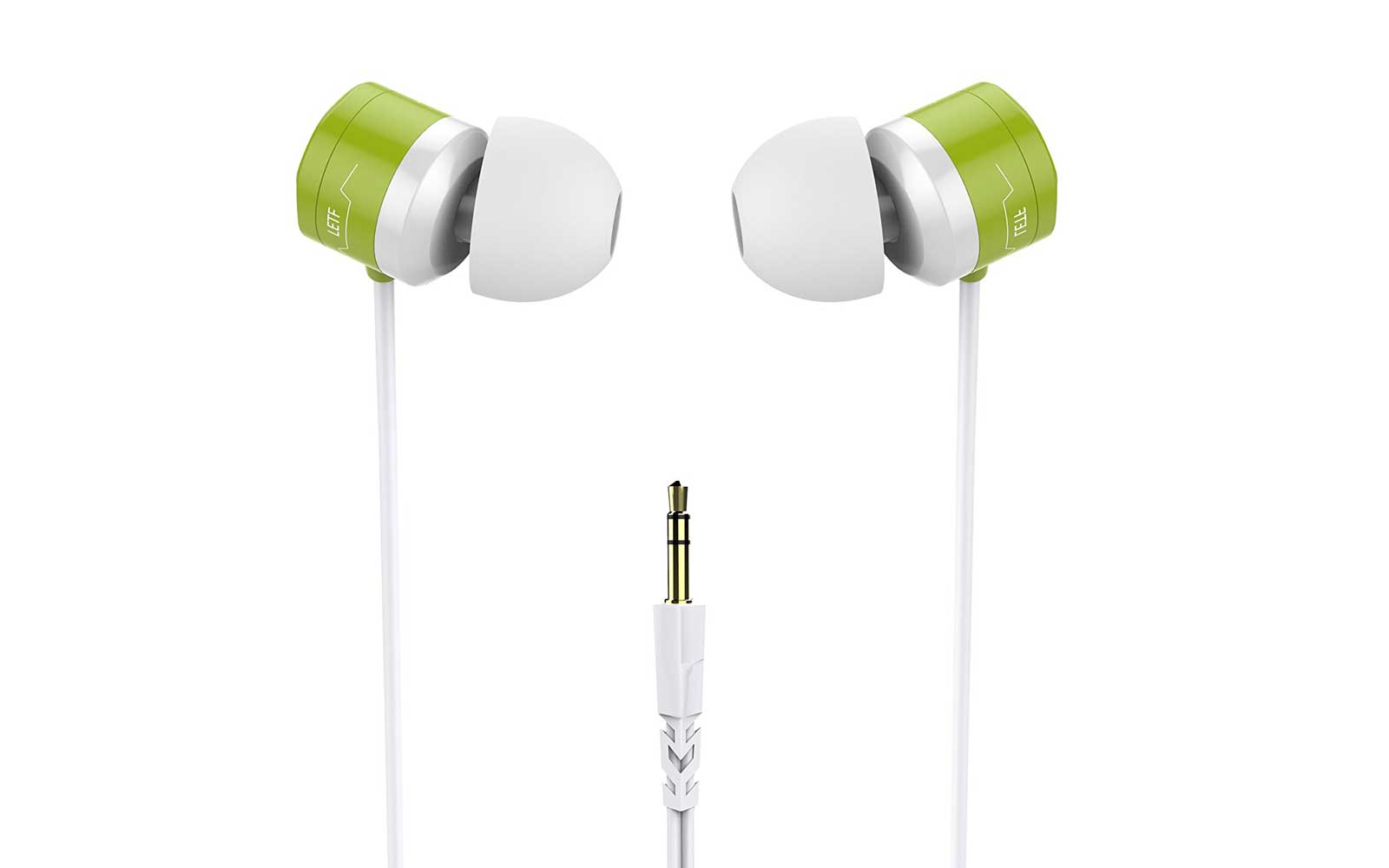 USTEK In-Ear Earphones