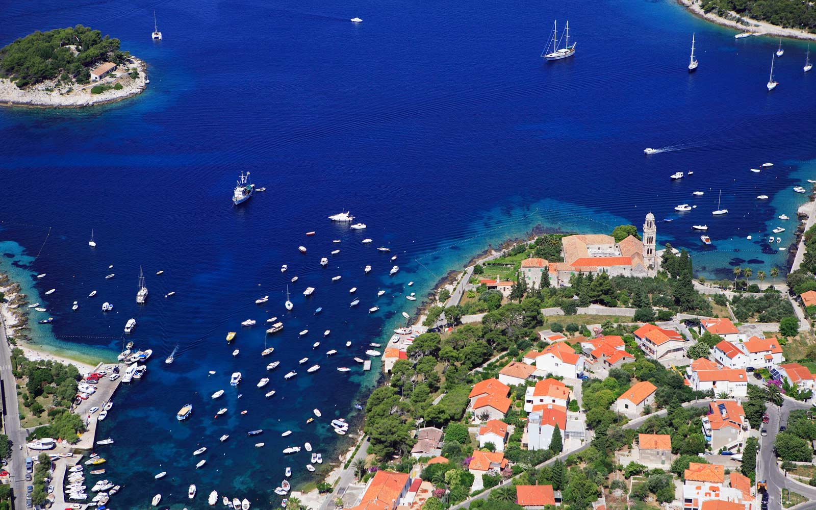 9. Hvar and the Dalmatian Islands, Croatia