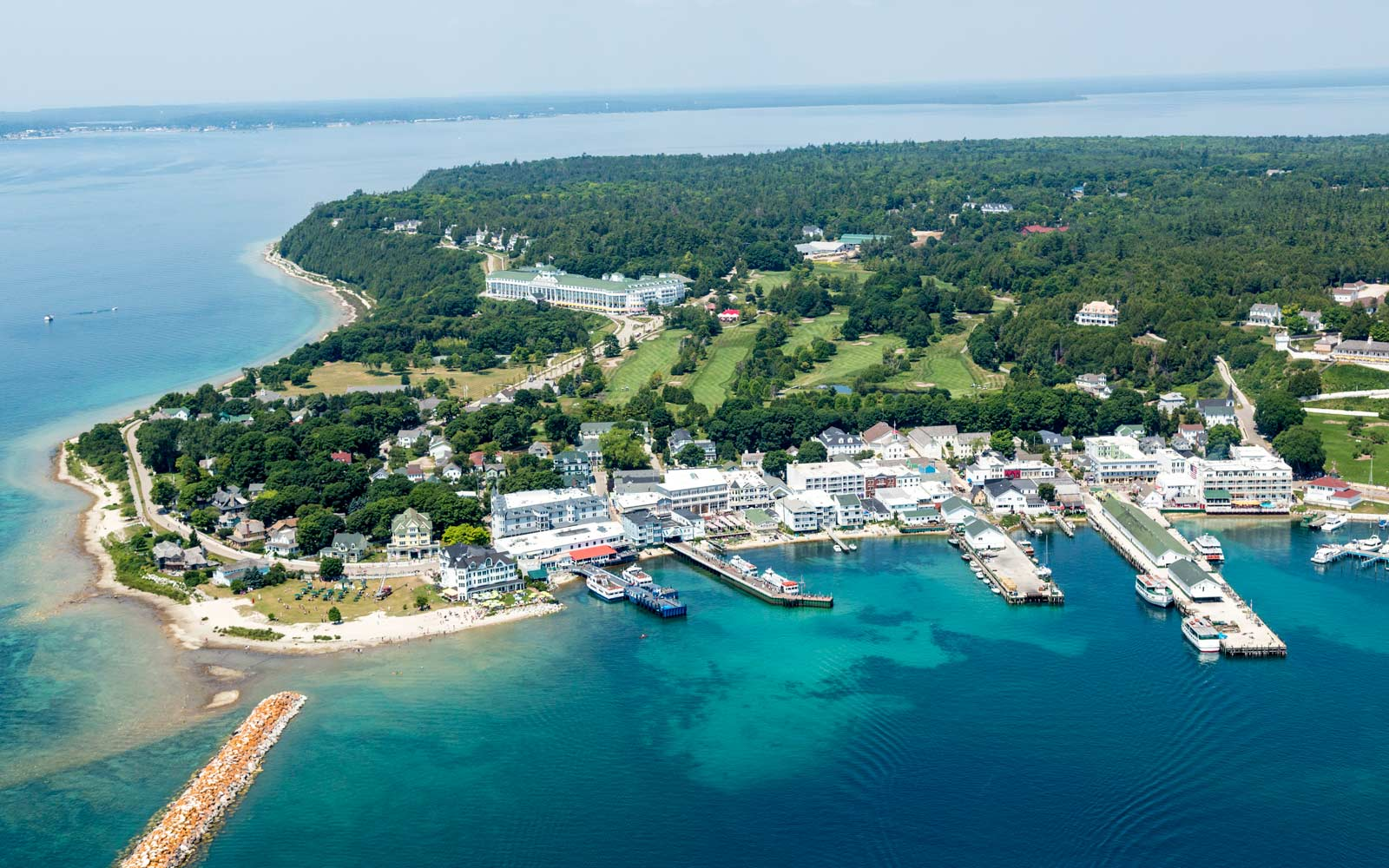 Mackinac Island, Michigan