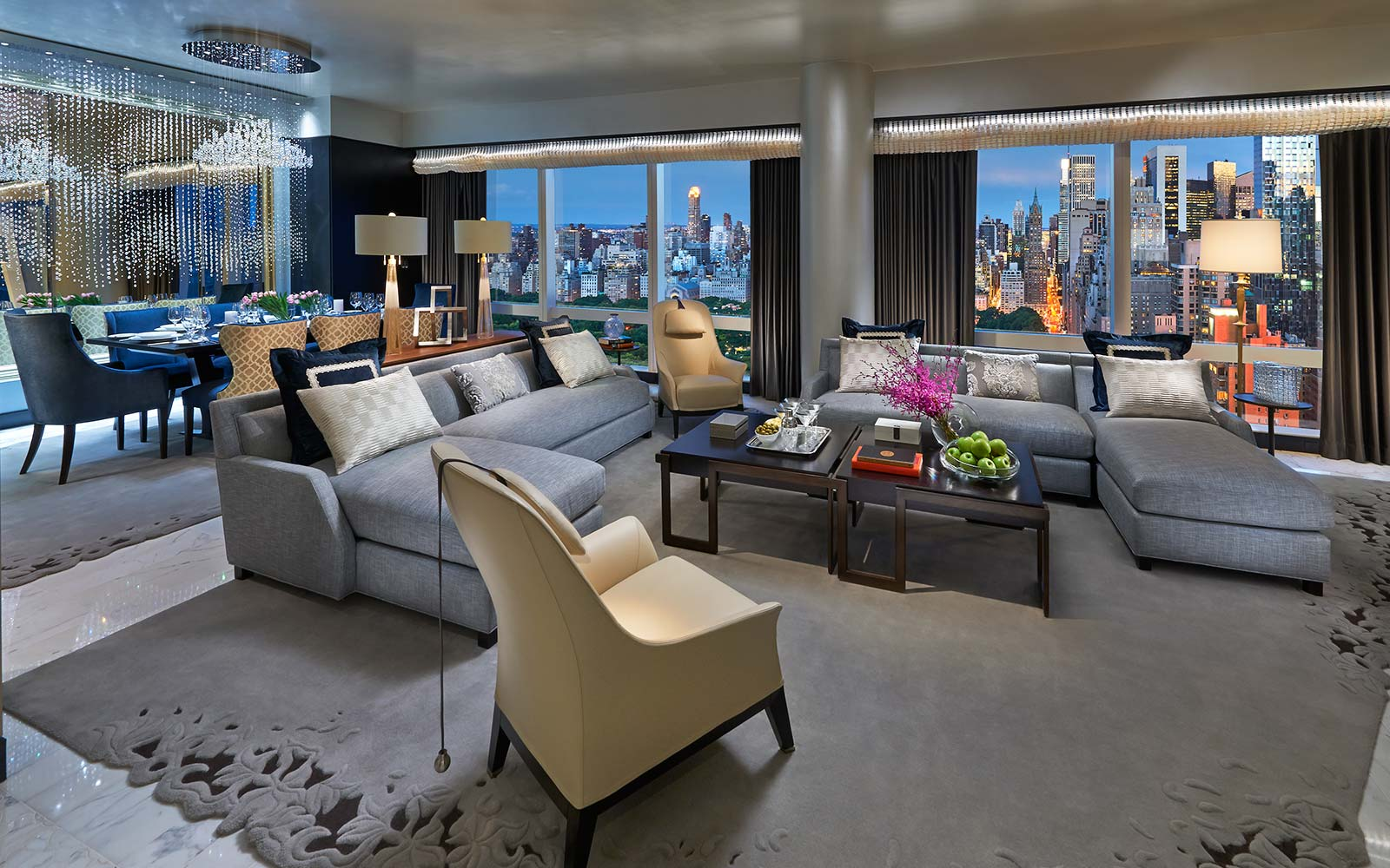 Mandarin Oriental New York Suite 5000