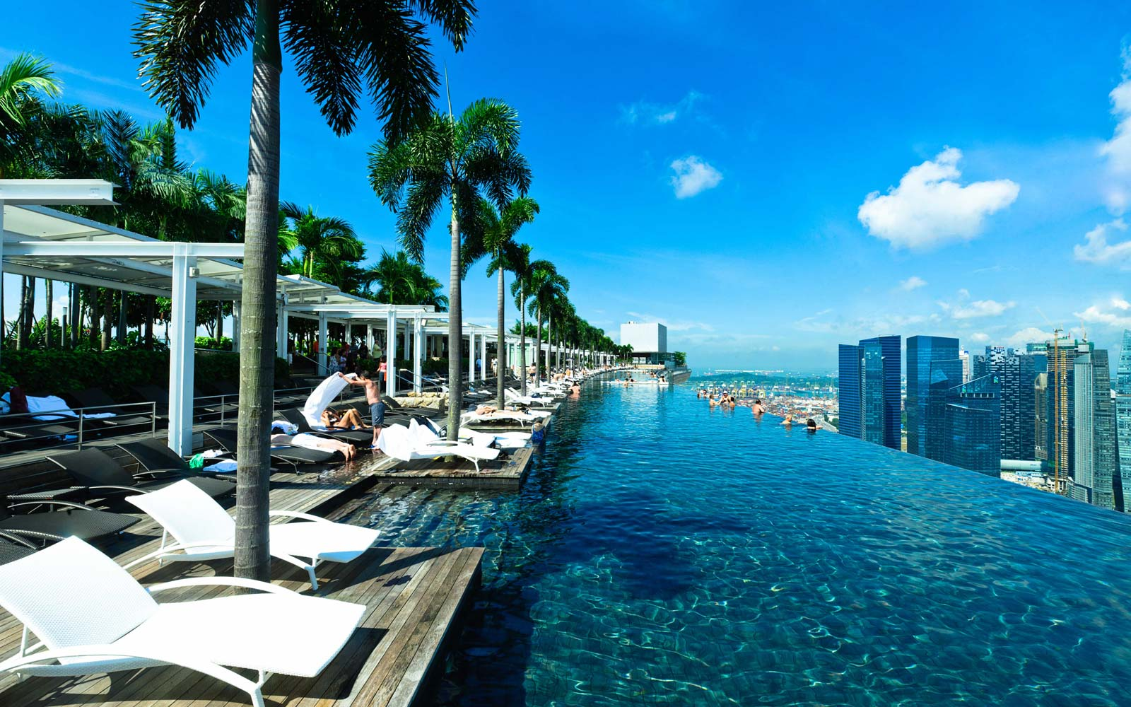 Marina Bay Sands — Singapore
