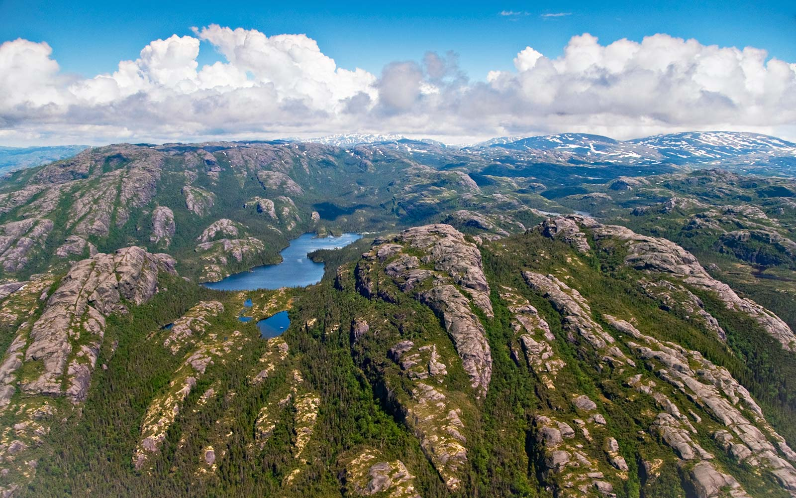 Mealy Mountains National Park Reserve, Canada's Newest Protected Area Labrador Canada