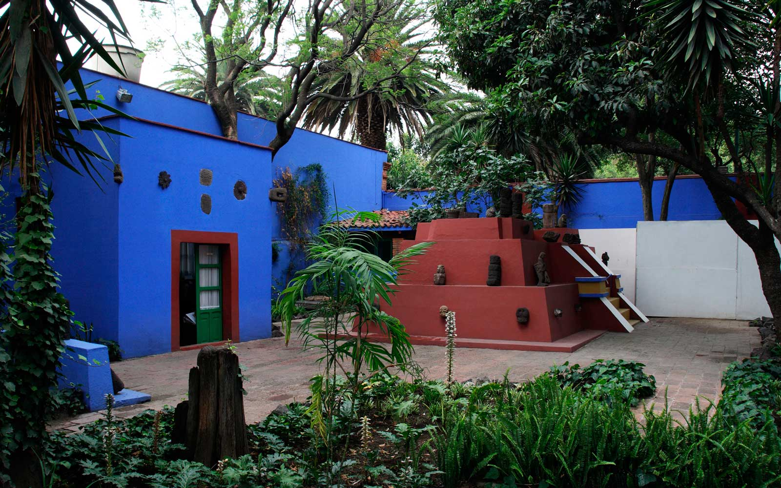 Frida Kahlo's Mexico City