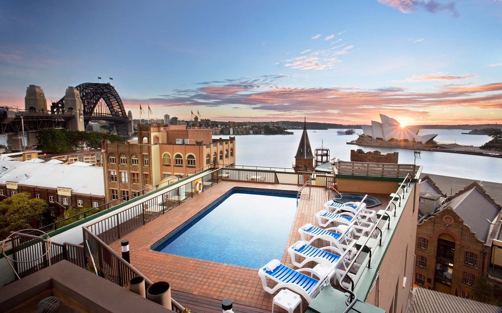 Holiday Inn Old Sydney — Sydney, Australia