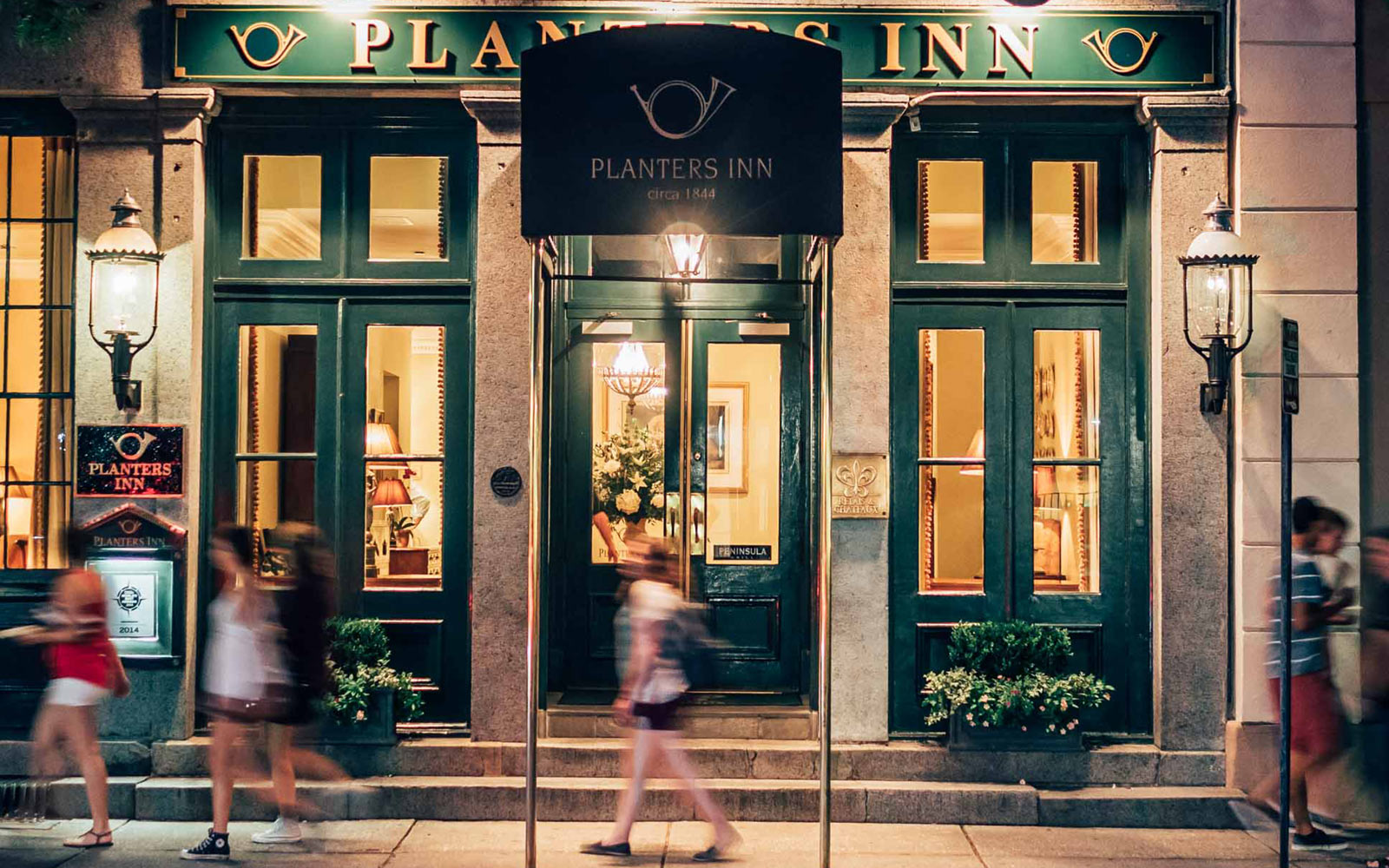 Planters Inn, Charleston, South Carolina