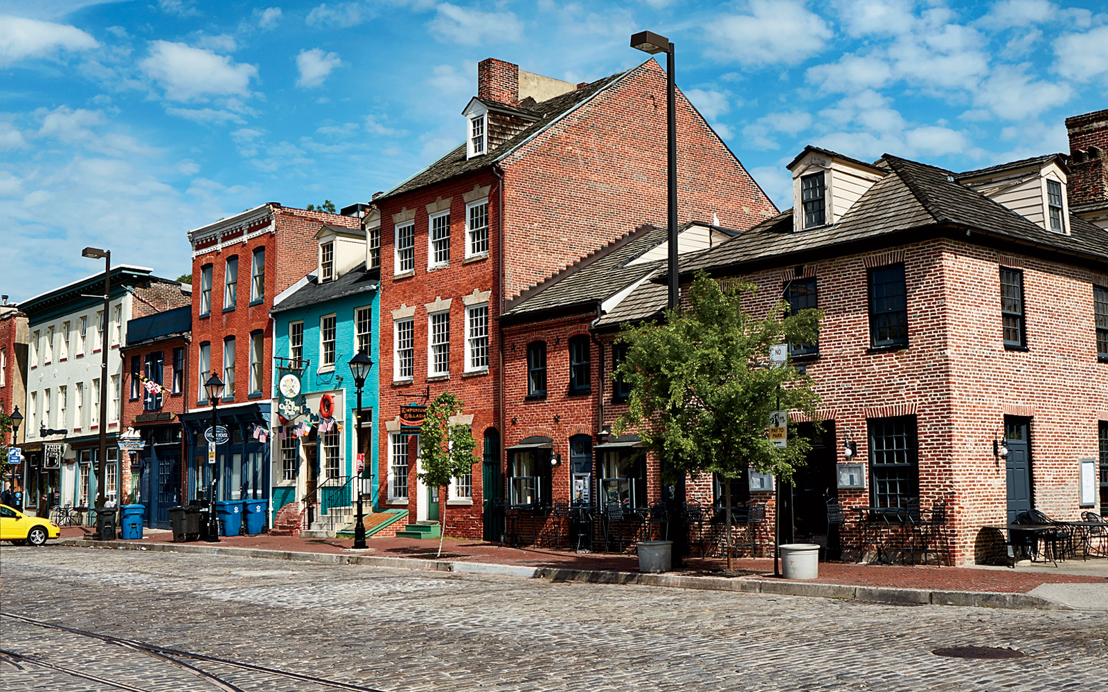 Baltimore Houses
