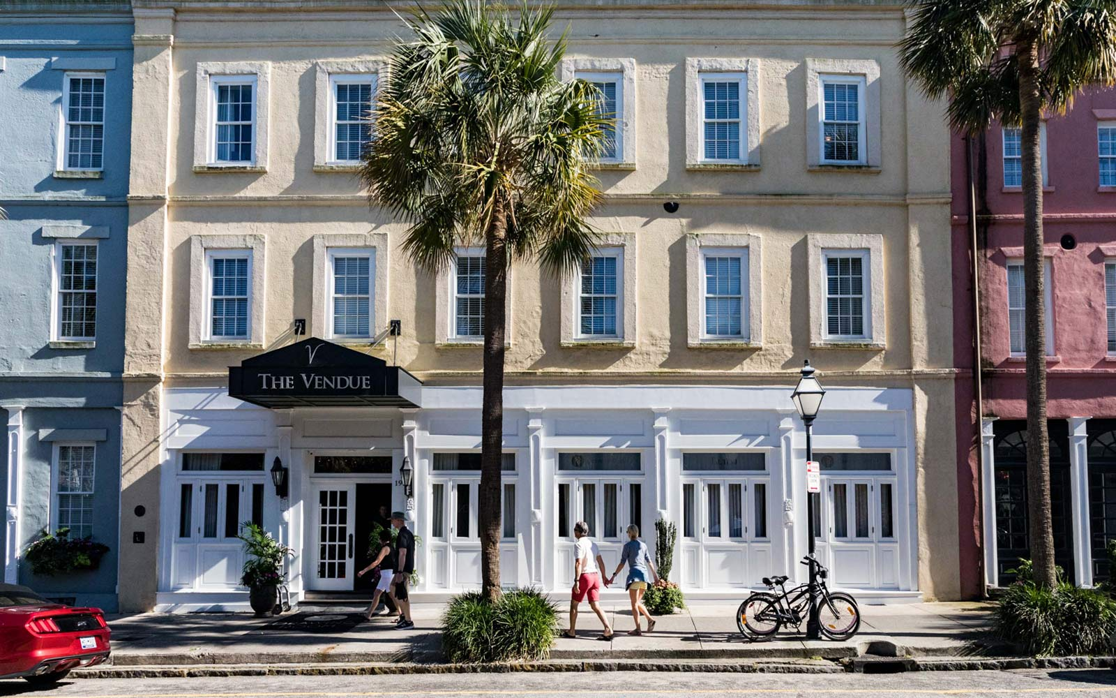 The Vendue Hotel, Charleston, South Carolina
