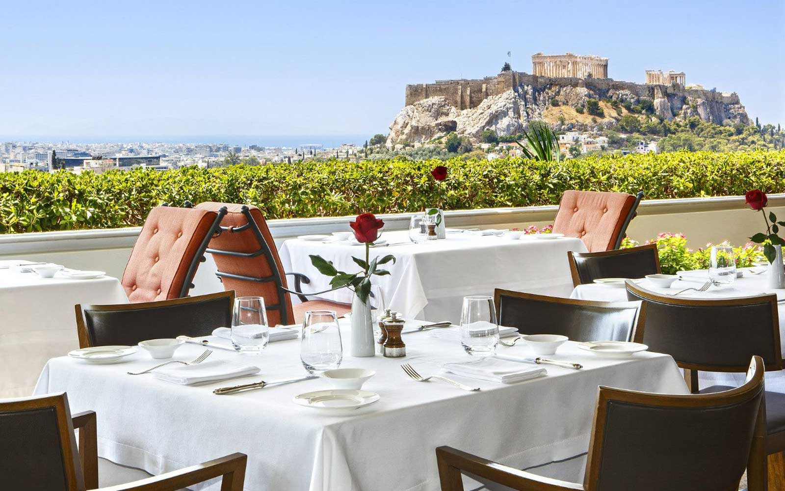 Grand Bretagne, Athens, Greece