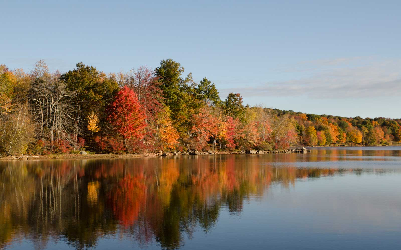 Upstate New York Fall Foilage
