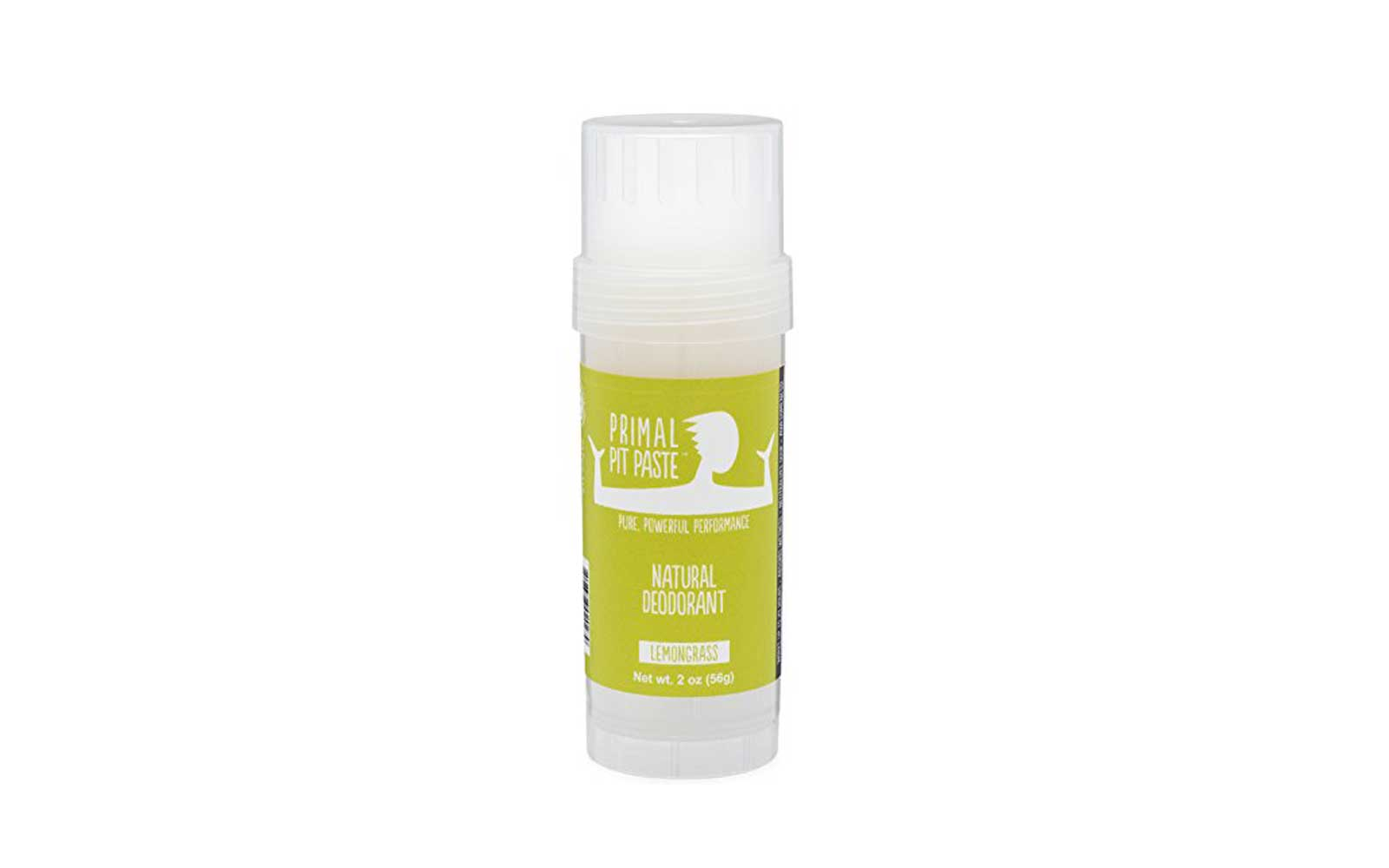 Primal Pit Paste All Natural Lemongrass Deodorant