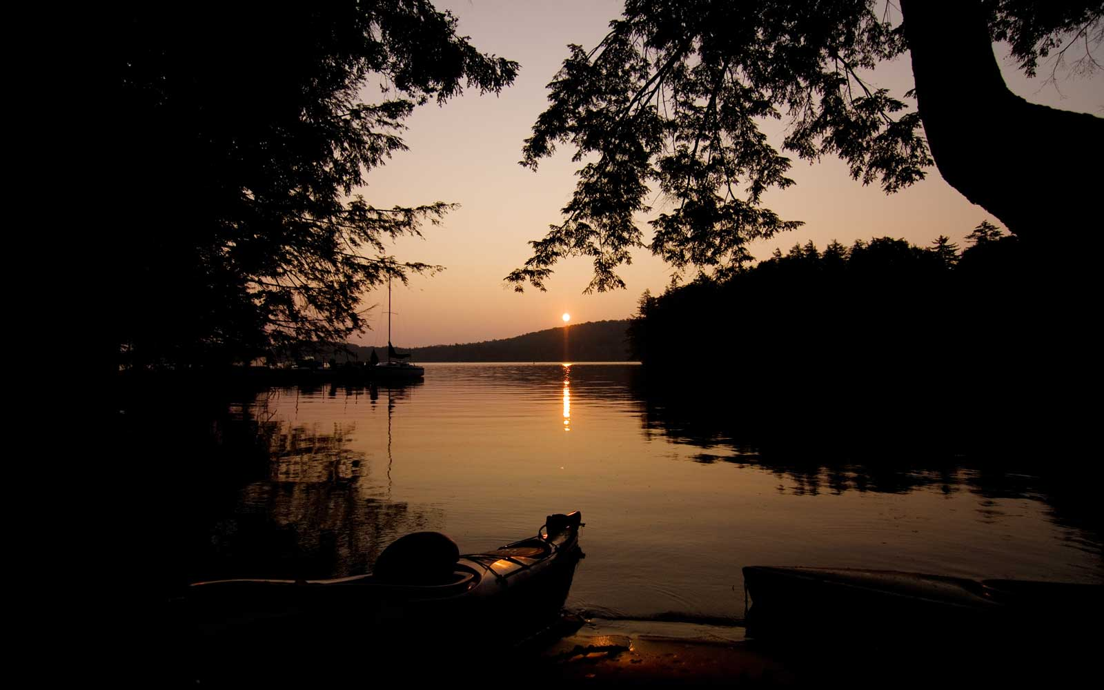 Watch the Next Eclipse in the Adirondacks of New York