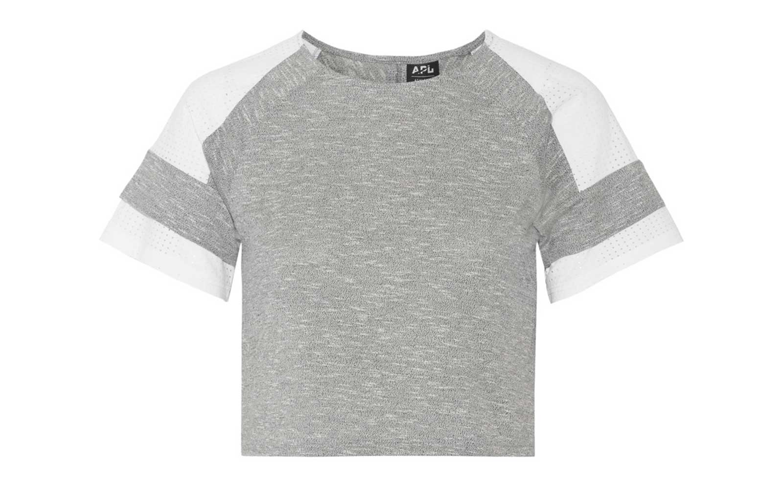 Athletic Propulsion Labs Cropped Jersey Top