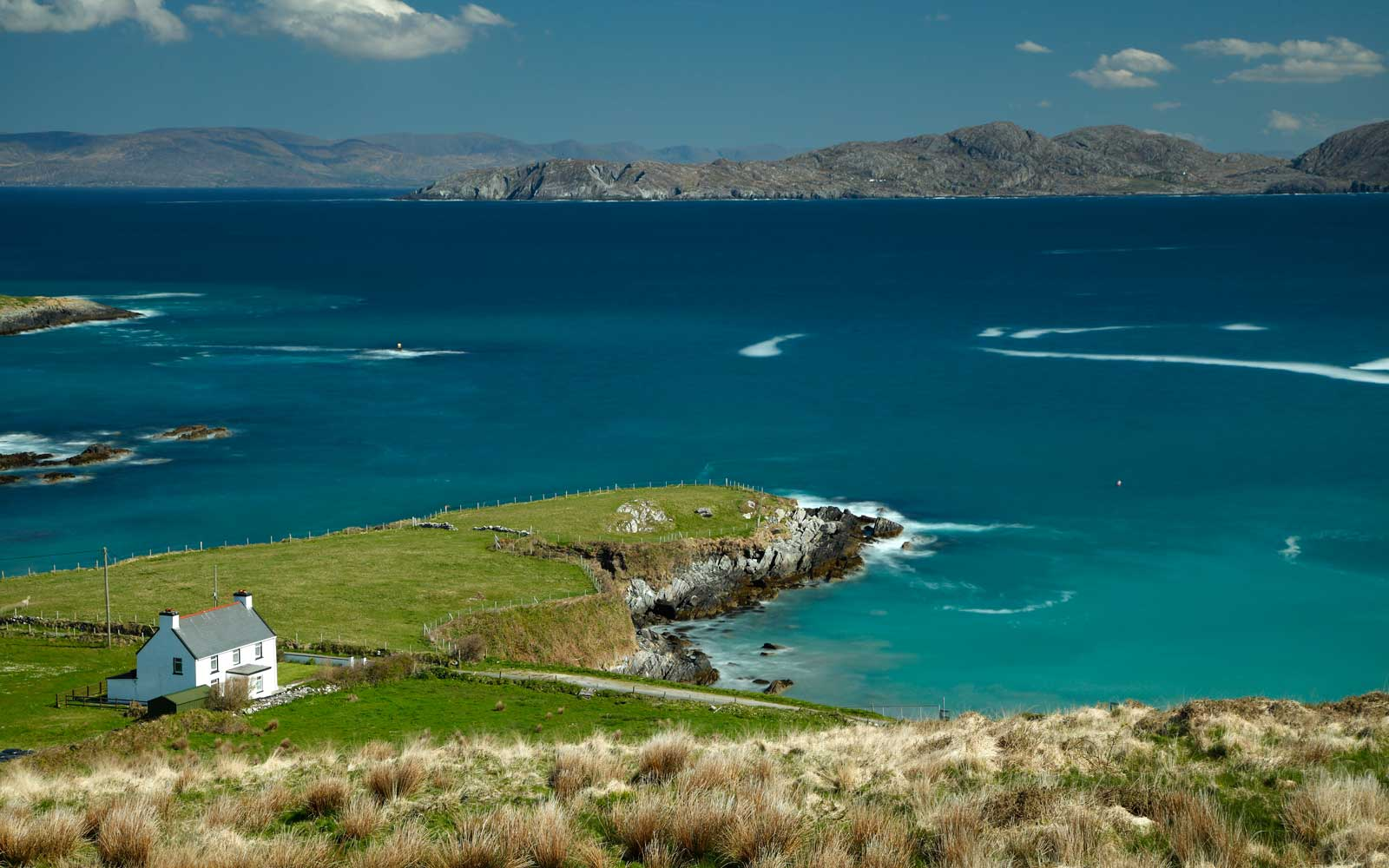 Beara peninsula, on the Wild Atlantic Way coastal route, in West Cork.