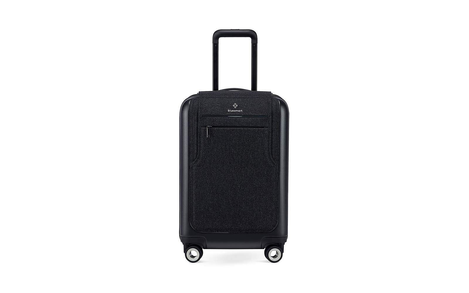BlueSmart Black Edition 22-inch Carry-on Spinner
