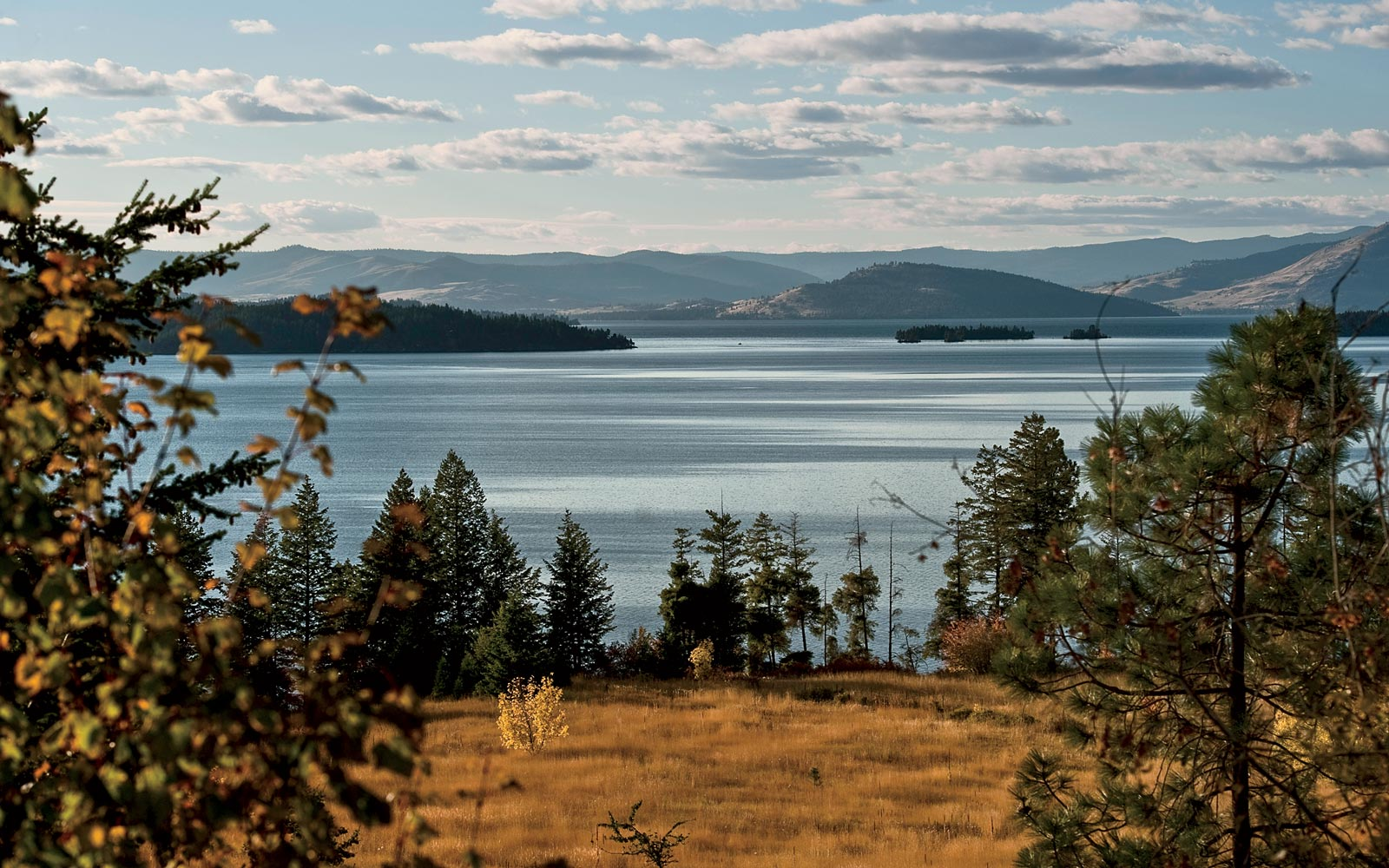 Flathead Lake Travel