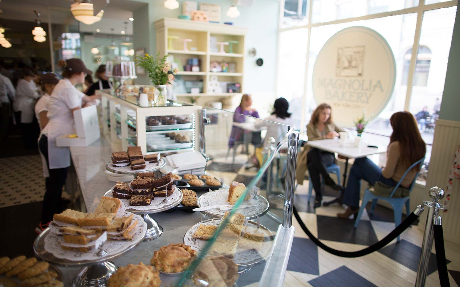 Magnolia Bakery, the New York cupcake maker made famous by its appearance on the