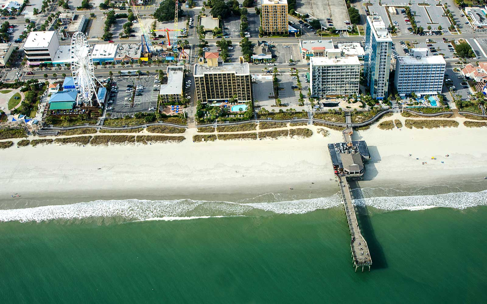 Myrtle Beach SC Resorts and Hotels
